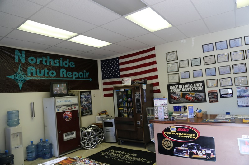 Northside Auto Repair | auto repair | NAPA AutoCare | repairs and maintenance: slideshow image 2